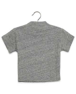 T-Shirt aus Baumwollmix mit Logo-Print BURBERRY