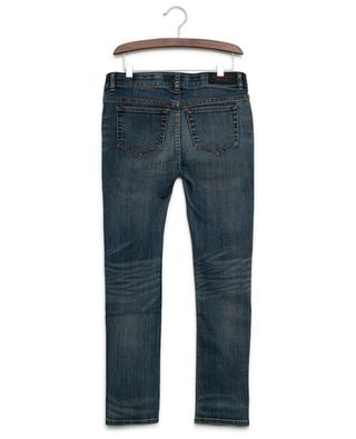 Check detail jeans BURBERRY