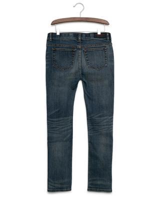 Slim-Fit Jeans mit Karodetail Check BURBERRY