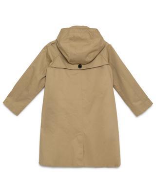 Bethel lightweight A-line coat BURBERRY