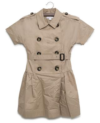 Cynthie trench coat style dress BURBERRY