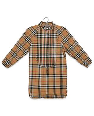 Robe chemise en coton Elodie BURBERRY