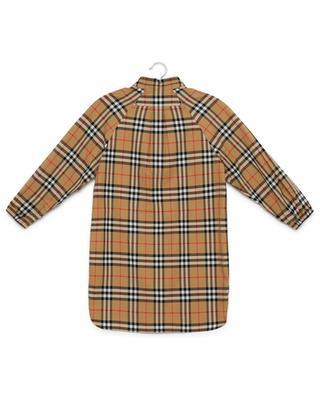 Elodie cotton shirt dress BURBERRY