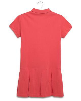 Besticktes Kleid aus Baumwoll-Piqué Demelza BURBERRY