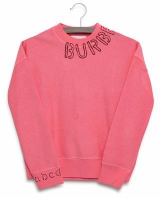 Sweatshirt mit Logoprint Rosalia BURBERRY