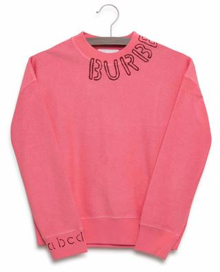 Sweat-shirt imprimé logo Rosalia BURBERRY