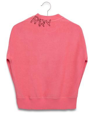 Rosalia logo print sweatshirt BURBERRY