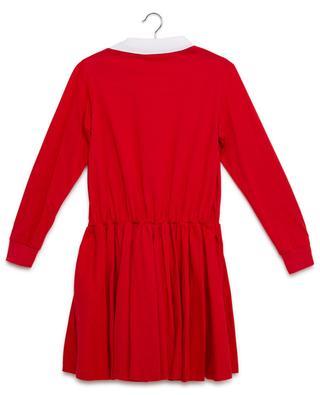 Elastisches Kleid mit Logo FENDI
