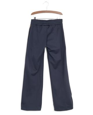 FF jogging trousers with press studs FENDI