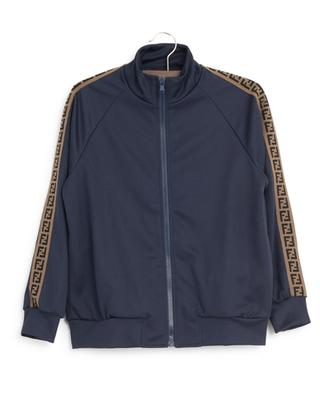 Sweatjacke aus High-Tech-Fasern FF FENDI