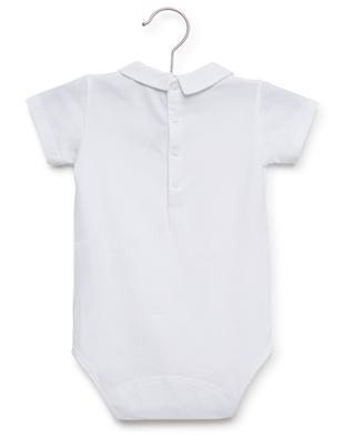 Cérémonie cotton bodysuit TARTINE ET CHOCOLAT