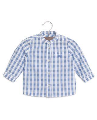 Chemise à carreaux en coton TARTINE ET CHOCOLAT