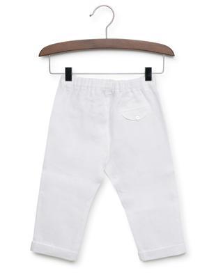 Pantalon en lin Cérémonie TARTINE ET CHOCOLAT