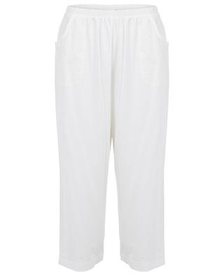 Joelle cropped cotton trousers SKIN