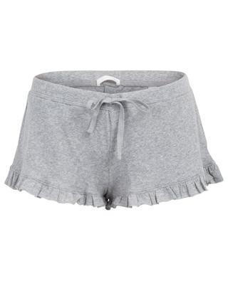 Raffaela ruffled shorts SKIN