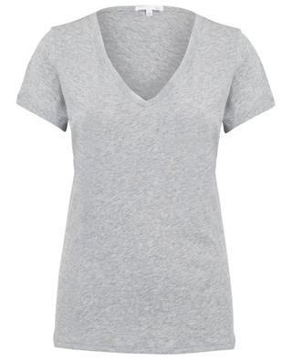 T-shirt à col en V Easy Tee SKIN