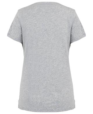 T-Shirt mit V-Ausschnitt Easy Tee SKIN
