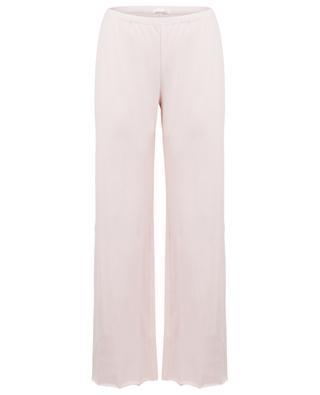 Pantalon large à double épaisseur SKIN