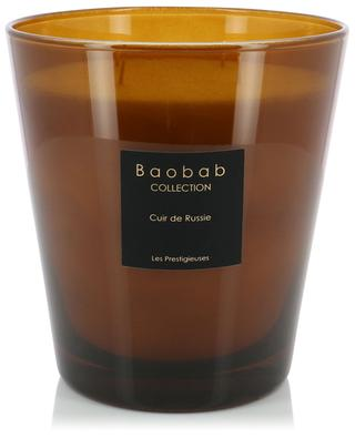 Cuir de Russie Max 16 scented candle BAOBAB