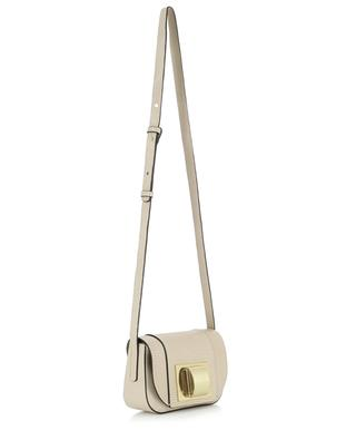 Delfina mini leather bag with lizard effect GIANNI CHIARINI