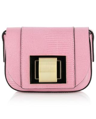 Delfina mini leather bag with lizard effect GIANNI CHIARINI