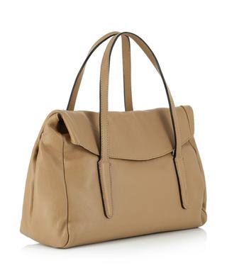 Lolita grained leather handbag GIANNI CHIARINI