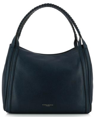 Lauren Large grained leather bag GIANNI CHIARINI