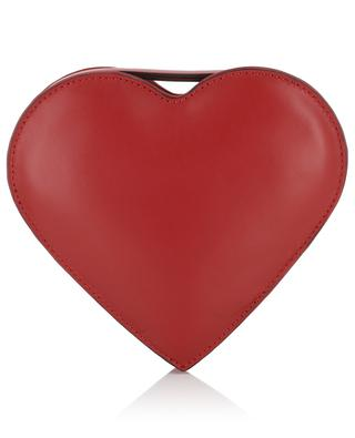 Heart-shaped leather bag GIANNI CHIARINI
