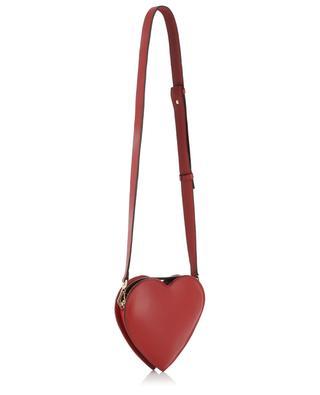 Heart-shaped leather bag GIANNI CHIARINI