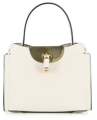 Mini-Handtasche aus Glattleder Flo Key GIANNI CHIARINI