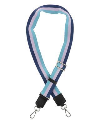 3 Stripes fabric shoulder strap GIANNI CHIARINI