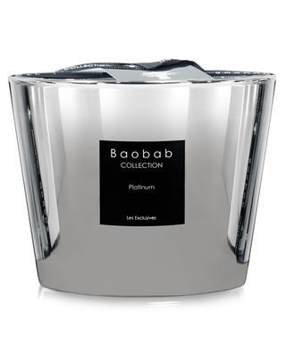 Platinum Max 10 scented candle BAOBAB