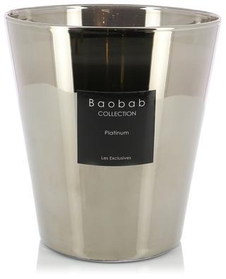 Bougie parfumée Platinum Max 16 BAOBAB
