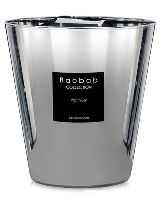 Duftkerze Platinum Max 16 BAOBAB