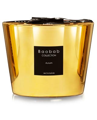 Les Exclusives Aurum Max 10 scented candle BAOBAB
