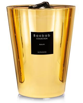 Les Exclusives Aurum Max 24 scented candle BAOBAB