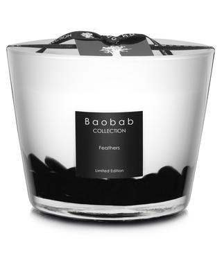 Feathers Max 10 scented candle BAOBAB