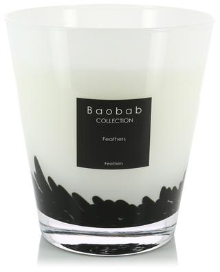 Feathers Max 16 scented candle BAOBAB