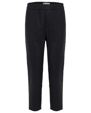 Tuxedo detail jogging trousers SAINT LAURENT PARIS