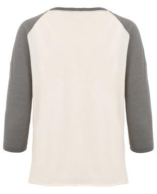 Saint Laurent Robot printed raglan sleeve T-shirt SAINT LAURENT PARIS