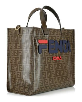 Fendi Mania coated canvas shopping bag FENDI