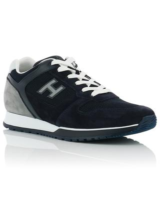 H321 suede and fabric sneakers HOGAN