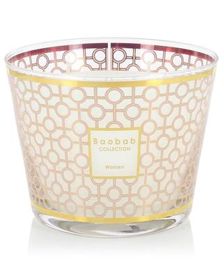 Women Max 10 scented candle BAOBAB
