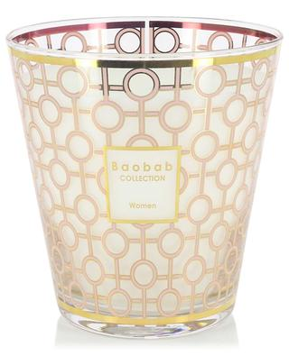 Women Max 16 scented candle BAOBAB