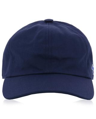 6P fox patch adorned baseball cap MAISON KITSUNE