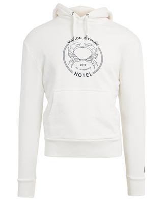 Sweat-shirt en coton Hotel Maison Kitsune MAISON KITSUNE