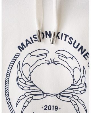 Hotel Maison Kisune cotton hoodie MAISON KITSUNE