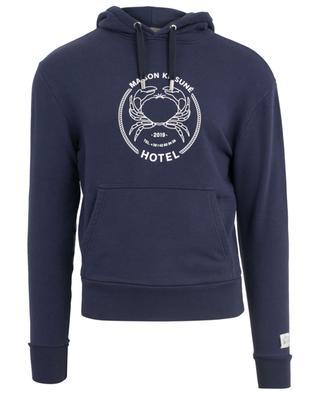 Sweatshirt aus Baumwolle Hotel Maison Kitsune MAISON KITSUNE