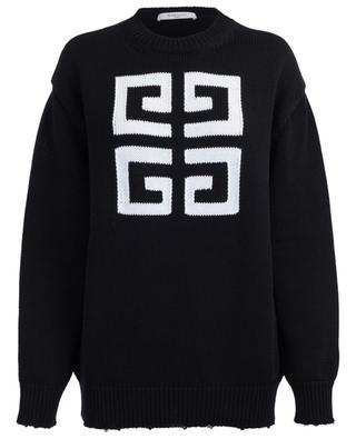 4G cotton jumper GIVENCHY