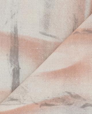 Leichter paillettenbestickter Schal Paillette 19 ANDREA'S 47